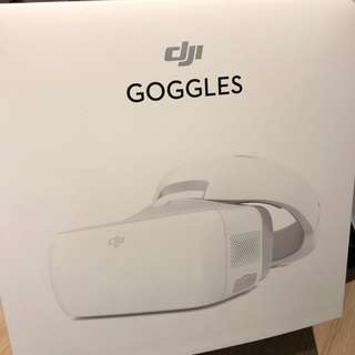 DJI Goggles Brand New Free Courier Delivery