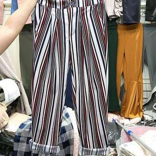 STRIPEY ZARA PANTS