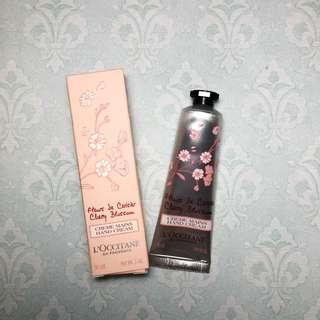 L'Occitane Hand Creme - Cherry Blossom