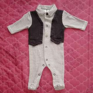 Cute bodysuit for boy Newborn