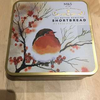 M&S Short Bread Cookies 餅
