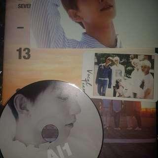 Seventeen All album