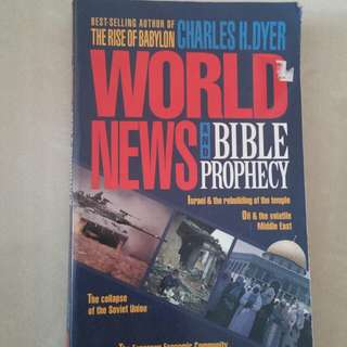 World news and the Bible prophecy