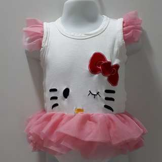 Baby Girl Romper hello kitty