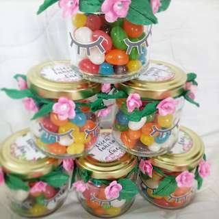 Themed Candy/Cake Jars