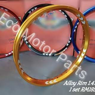 Motor Alloy Rim