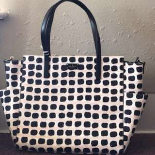 Charity Sale! Authentic Kate Spade Diaper Bag