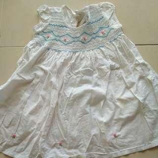 White Vietnamese Dresses