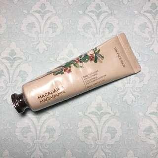 The Face Shop Daily Perfumed Hand Cream - Macadamia