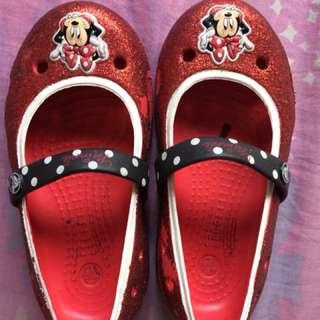 Crocs minnie mouse