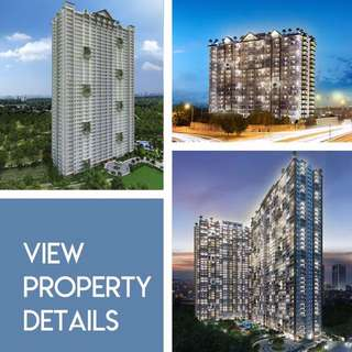 NO SPOT DP CONDO FOR SALE IN PASIG, PASAY,CUBAO & PARANAQUE
