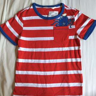 H&M brand new tops for boys