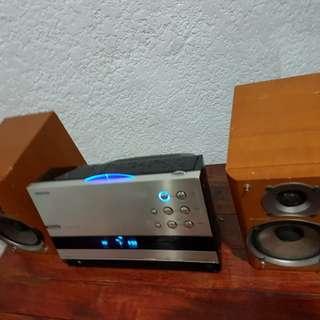 Mini HiFi audio system