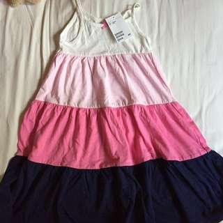H&M simple layered dress *BRAND NEW*
