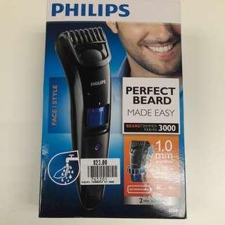 BNIB Philips Shaver (beard trimmer series 3000)