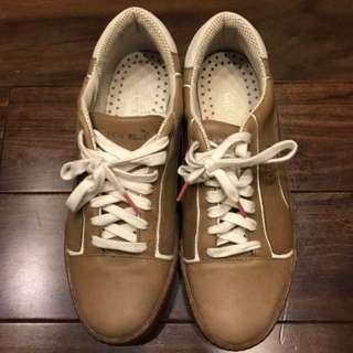 ✨Repriced✨ Khaki Puma x Alexander McQueen Shoes