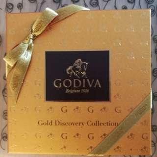 Godiva chocolate朱古力