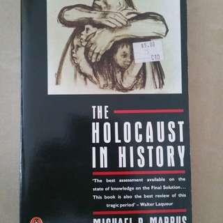 The holocaust I'm history