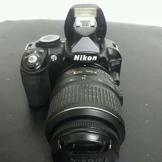 Nikon D3100+18-55mm