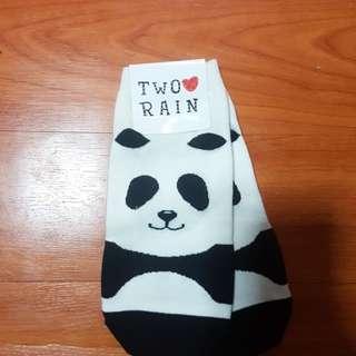 Panda cute socks