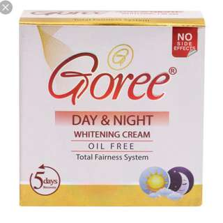 Authentic Goree Day and Night cream