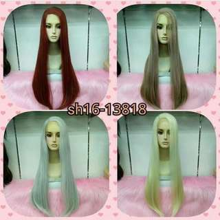 EXTRA LONG FRONT LACE WIG
