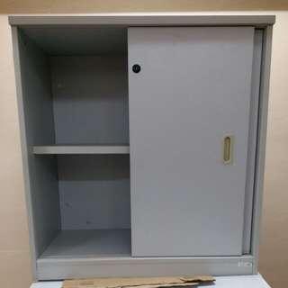 九成新80cm x40cmx75cm雙層文件櫃