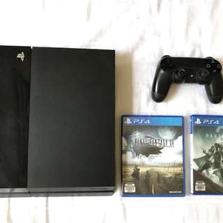 Used PS4 500GB