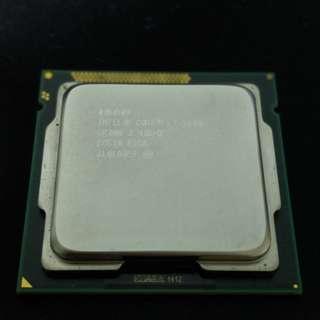 Intel i7-2600 (non K) CPU Chip