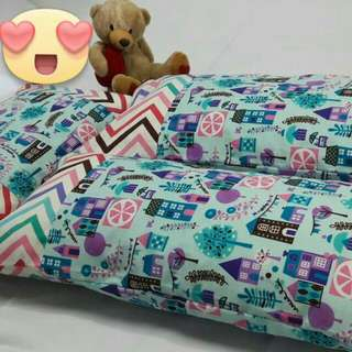 Set bantal kekabu baby