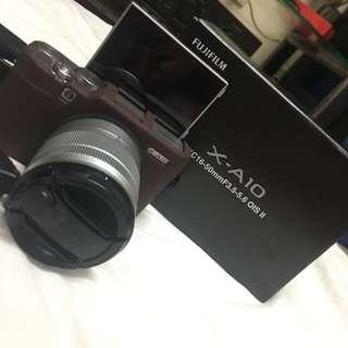 Fujifilm XA10