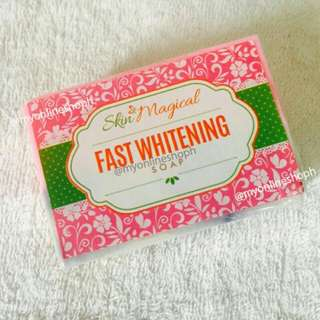 Skin Magical Fast Whitening Soap