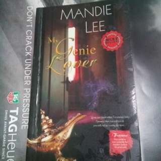 My Genie Lover by Mandie Lee