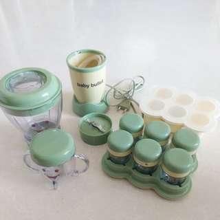 Baby Bullet Food Processor Blender