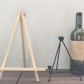 Wedding materials! -mini photo stand-