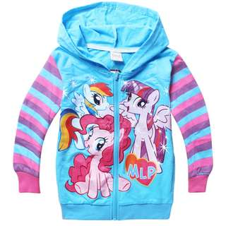 MLP Girl Jackets Outwear