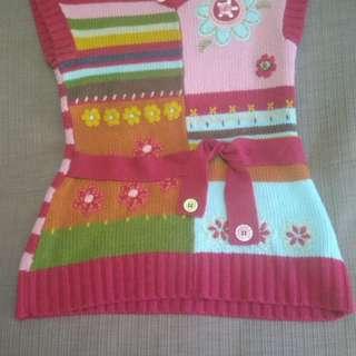 Girl's Knitted Dress