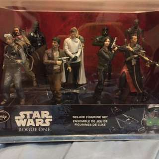 ROUGE ONE deluxe edition star wars toys