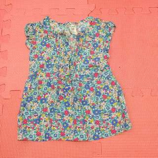 Carters dress/top