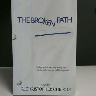 (Brand New!) The Broken Path Book