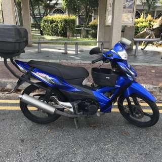 Honda Wave X - COE Mar 2019 (super deal)