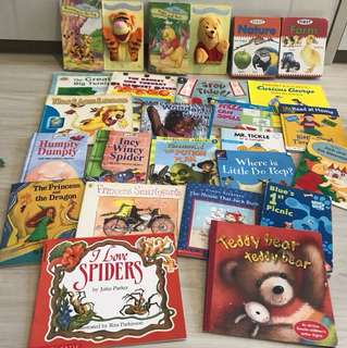 Children story books