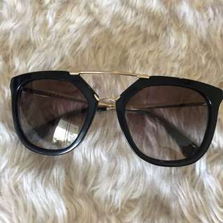 Prada Sunglasses model PR13QSA rrp$400