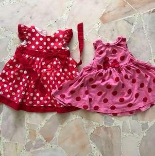 CNY Baby Dress-2 pieces