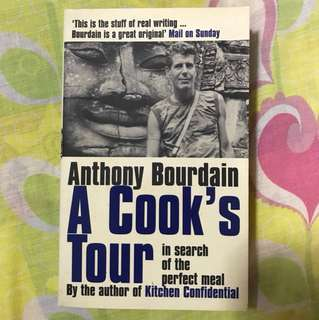 A Cook's Tour.