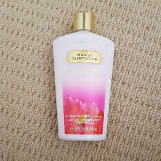 Victoria's Secret Mango Temptation Lotion