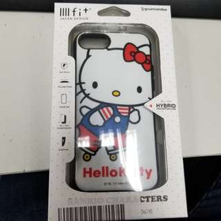 Hello kitty iphone 6/6s/7/7s/8 case