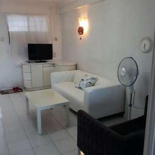 For Rent 1.9k 3-room Tampines