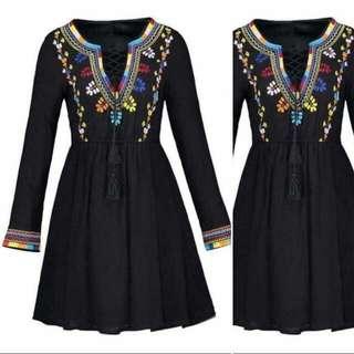 💜 Boho Dress 💜