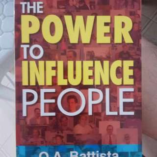 The Power to Influence People